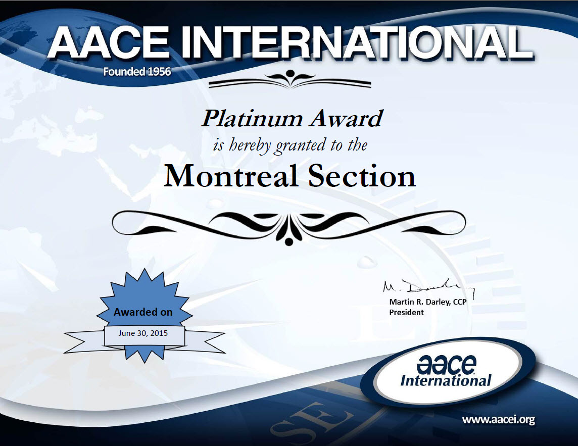 Ccp Workshop In Montreal 2017